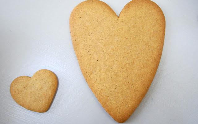 """Pepparkakor"" aka Swedish Gingerbread Cookies"