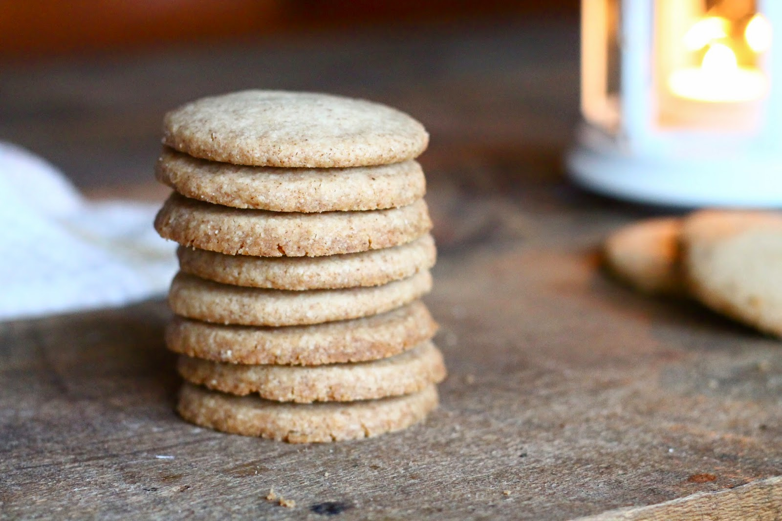 Brown Butter Shortbread Cookies & The Great Food Blogger Cookie Swap