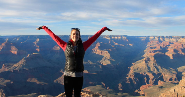 30 before 30: #29 Visit the Grand Canyon (..and Other Parks)