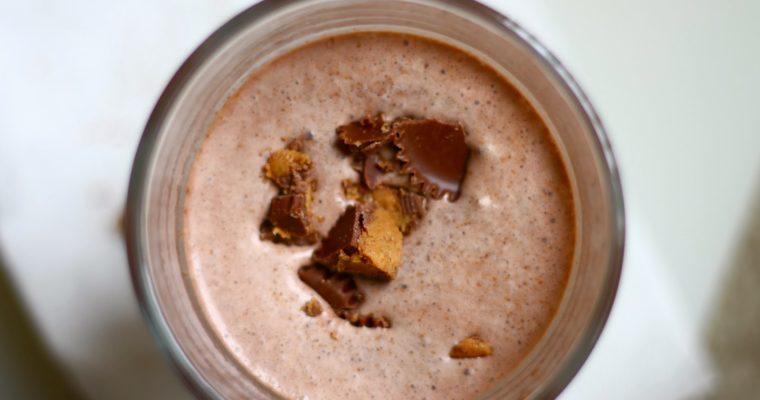 Reese's Milkshake