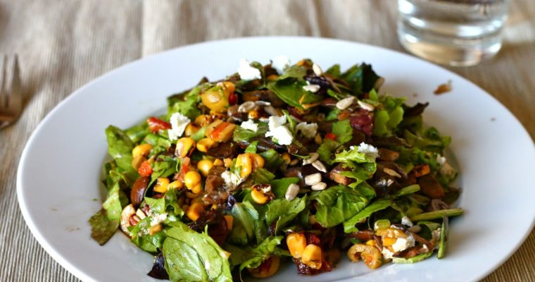 Let's Do Lunch: Chopped Salad